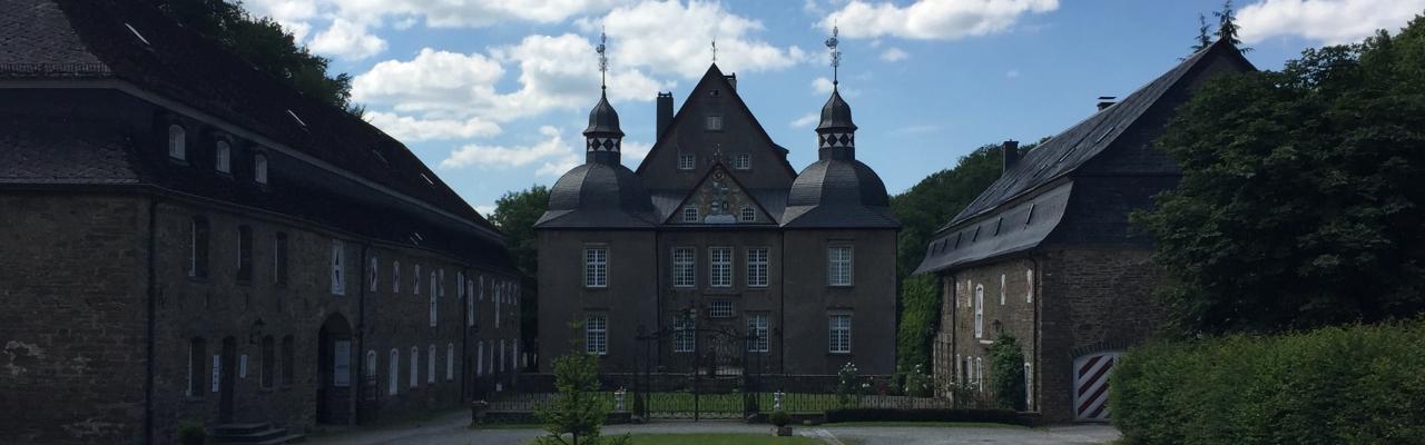 Schloss Neuenhof Lüdenscheid  Bild: Stefan Winkelmann